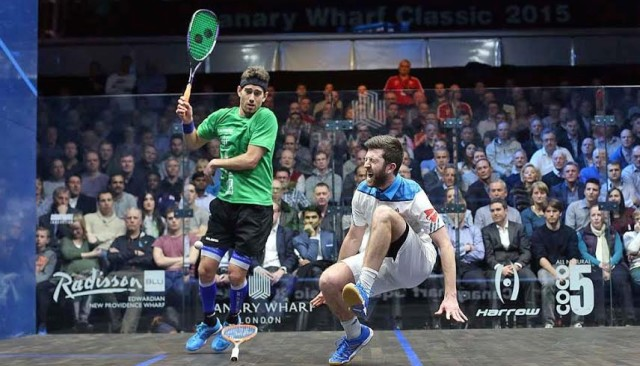 Drama in mid-court as Daryl Selby clashes with Borja Golan