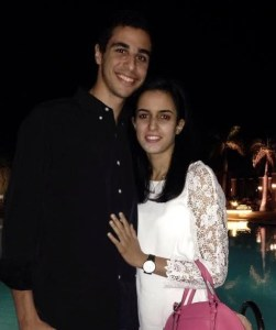 Romance: Nour and Ali