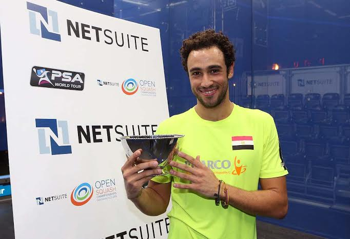 Ramy Ashour wins in San Francisco