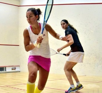 Plans are in hand to grow women's squash