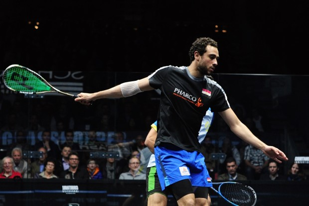 Ramy Ashour calls for more respect for referees