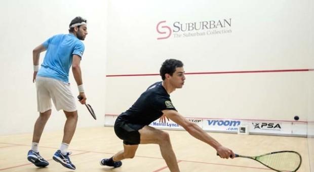 Ali Farag beats world number one Mohamed Elshorbagy