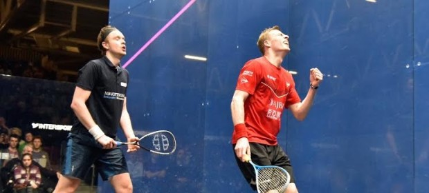 Nick Matthew wants to add another British Open title after his eighth Nationals win