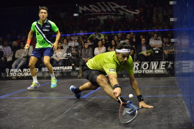 """To become world number one, Mohamed Elshorbagy will have absorbed the rhythm of """"flow"""" in every part of the court"""