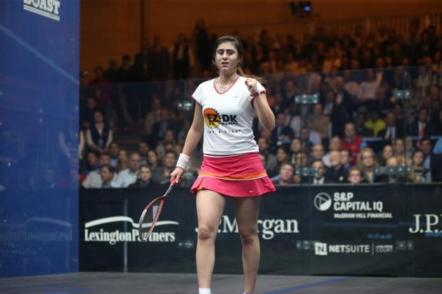 Nour El Sherbini wins the Tournament of Champions in New York