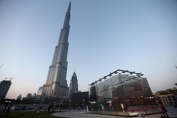 The Burj Park Downtown Dubai will be the venue for the PSA Dubai World Series Finals