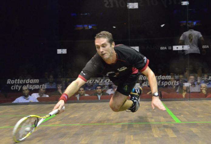 David Palmer will give it his all for Australia