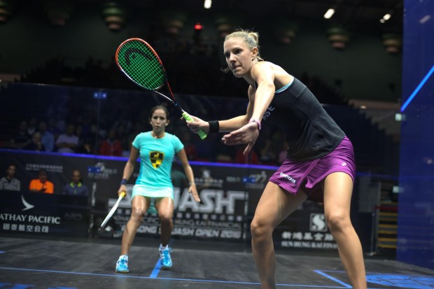 Laura Massaro powers to the China Open title