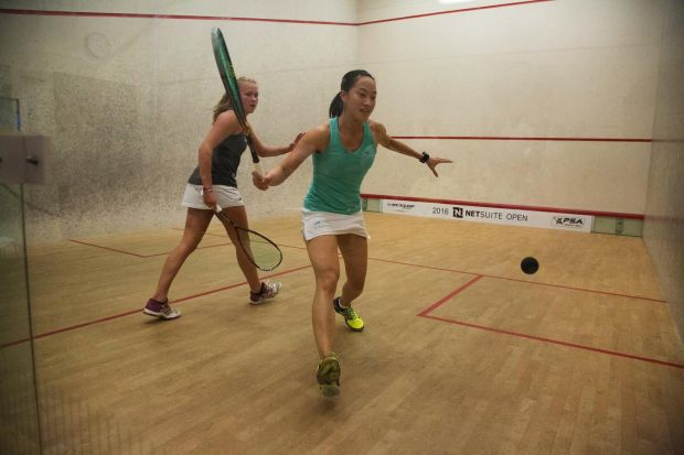Low Wee Wern is back on the PSA trail in San Francisco