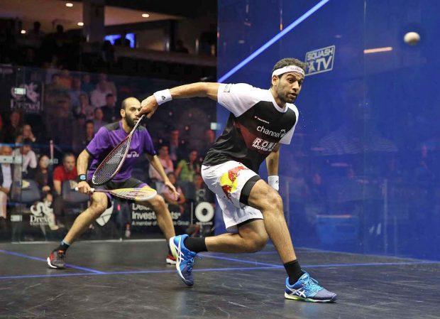 Mohamed Elshorbagy beats his brother Marwan