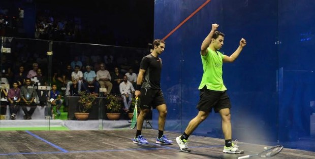 Fares Dessouky overcomes Mohamed Abouelghar to win the Mumbai final