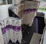 Uni Warwick climbing