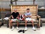 Jordan Brail and Andrew Muran