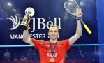 Nick Matthew World Champion