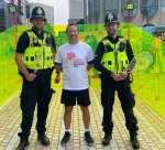 Harris cops