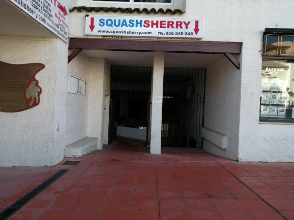 Club Gimnasio Squash Sherry
