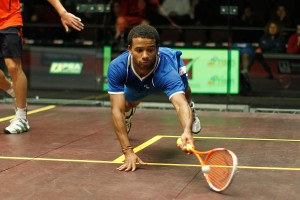 Adrian Grant meets Daryl Selby in the final