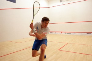 The SE Leisure Kent Open final. Picture spread by KIM ROBERTS