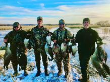 Squaw Creek Hunt Club - Guide Service - Guided Duck Hunts in Northwest Missouri - 855-473-2875