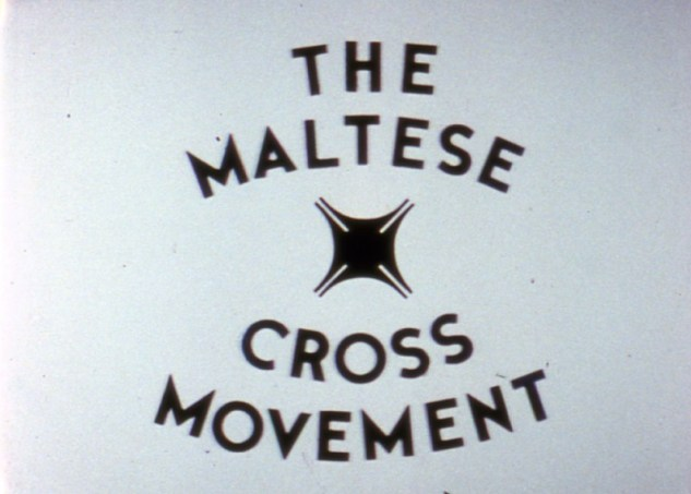 The Maltese Cross Movement, A.K. Dewdney, 1967