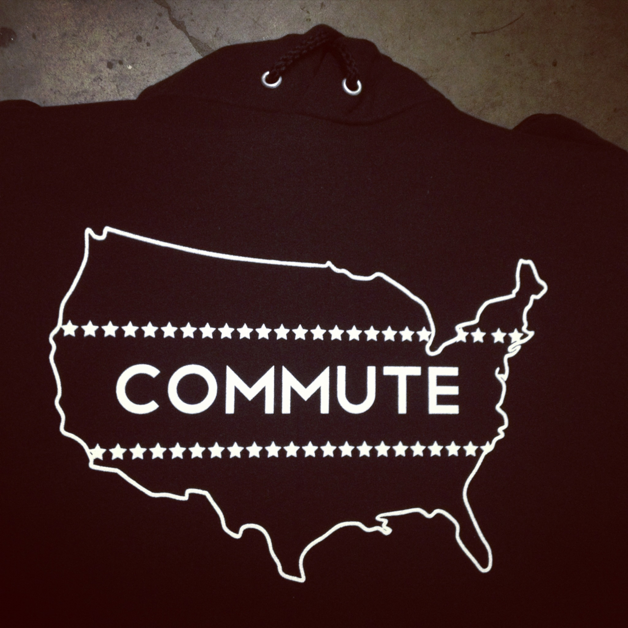 Commute sweatshirts