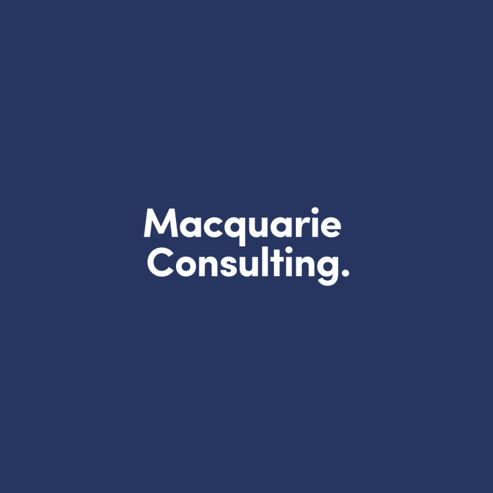 Macquarie Consulting