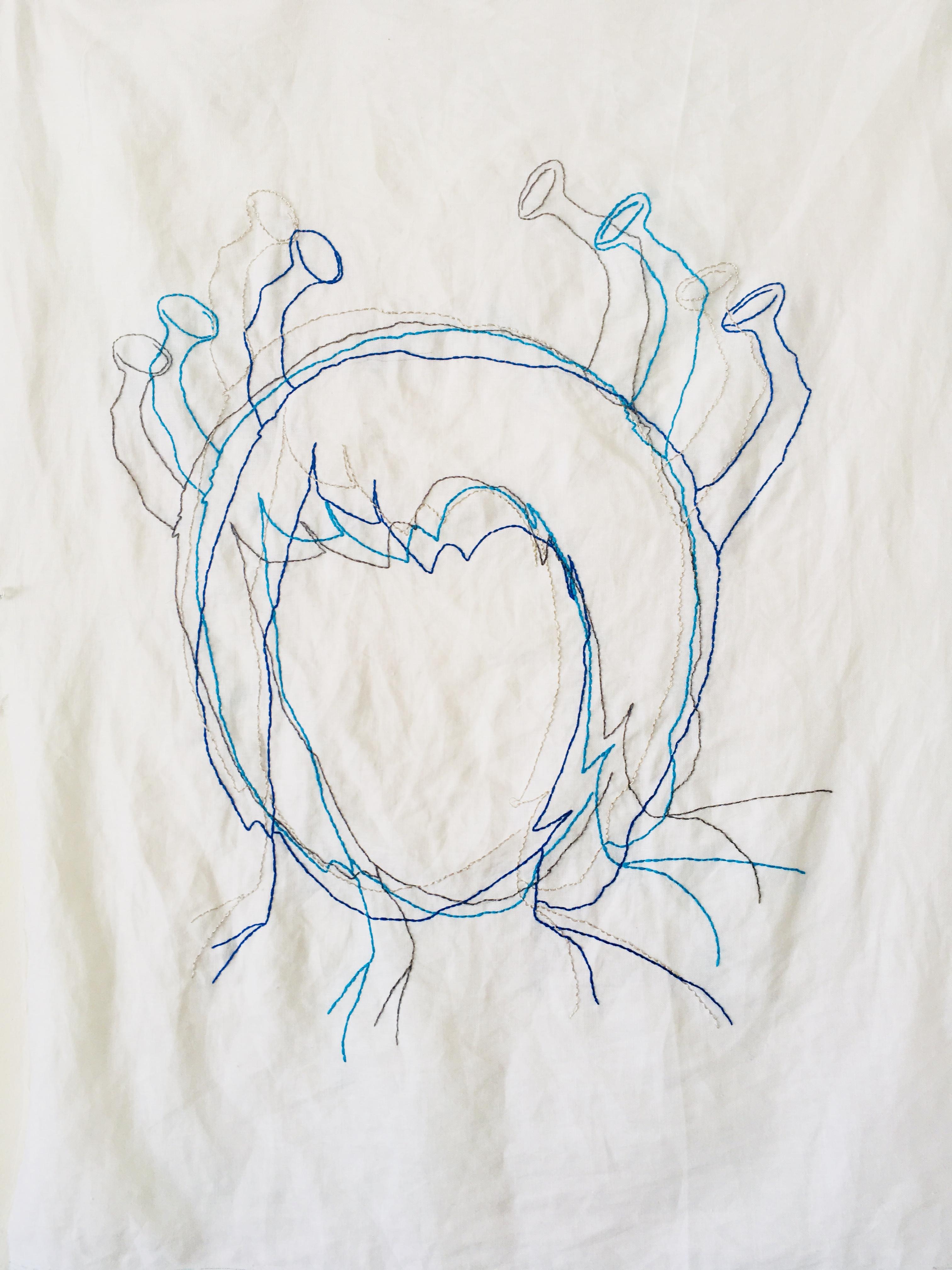 abstract_hand_embroidered__andorian_portrait_star_trek