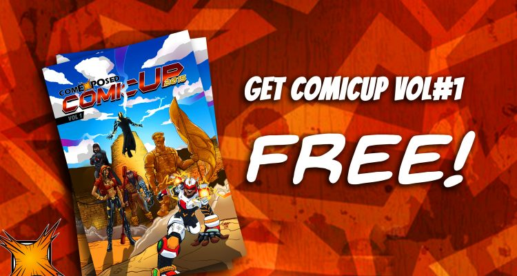 Get this Zimbabwean Comic Anthology for Free!!!