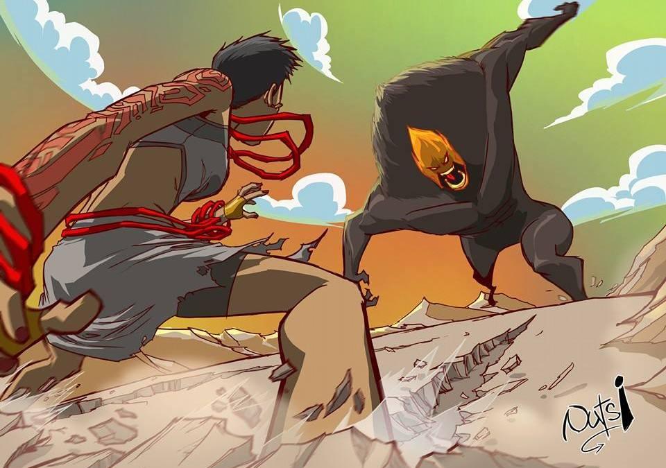 Africa Needs Warriors And Not Superheroes