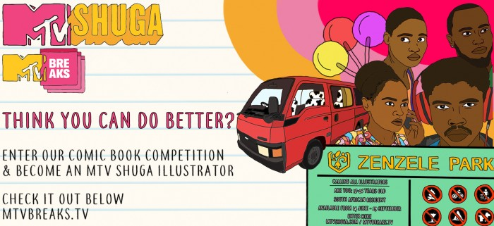 Dear South African Illustrators On The Come-Up, How Dope Are You?