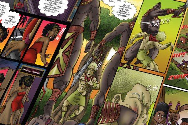 Zebra Comics