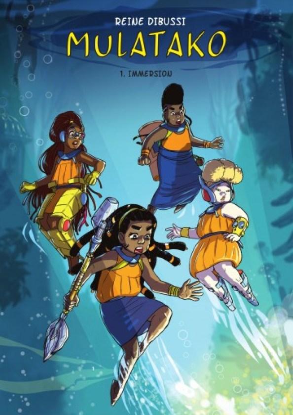 cover of Mulatako by Reine Dibussi