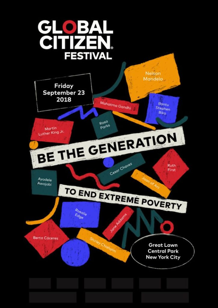 Be the Generation Global Citizen submission by @juanbar