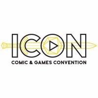 ICON Comic & Games Convention logo