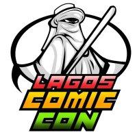 Lagos Comic Con logo