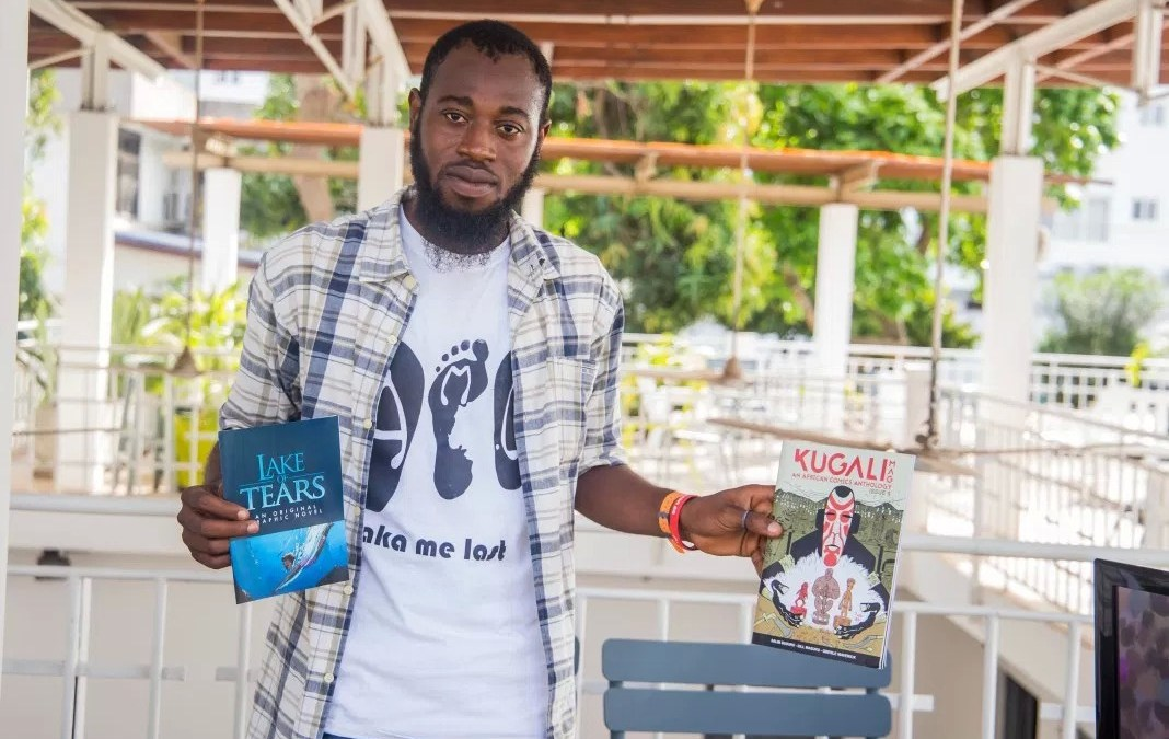 Recapping Pa Gya: A Literary Festival In Accra