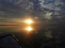 Another sunset Lake Kariba.