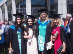 Some of the grads.