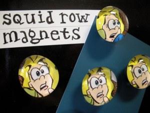 glass dot magnets
