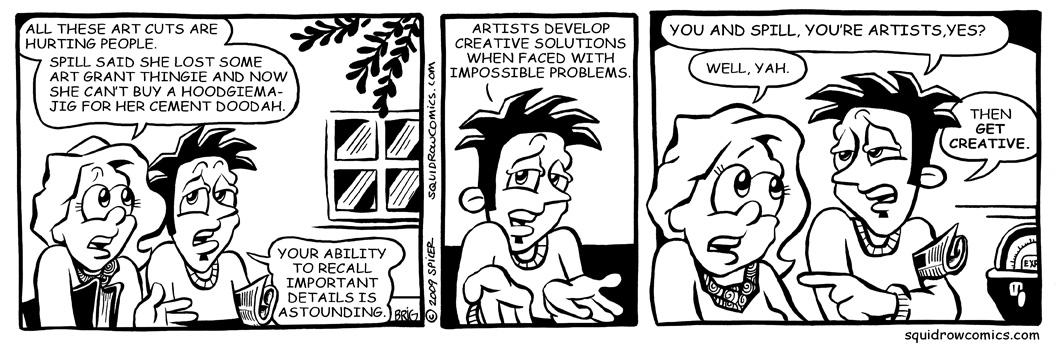 Creative Impossibilities