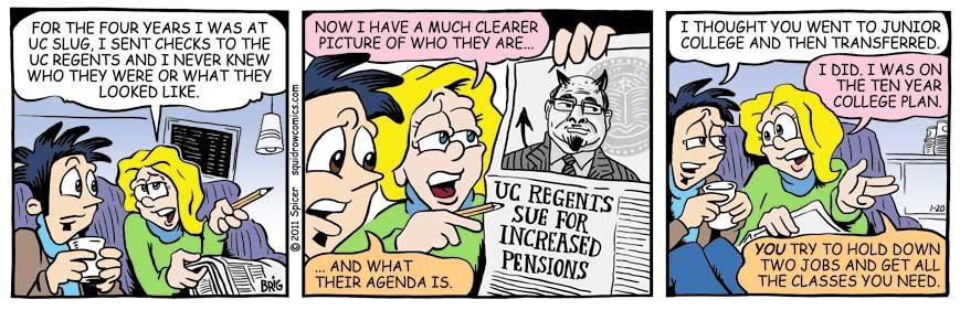 Uc Pensions