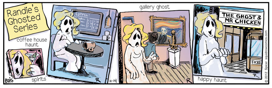 Ghosted Series