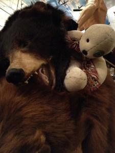 Scary Bear...
