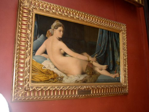 From the Louvre