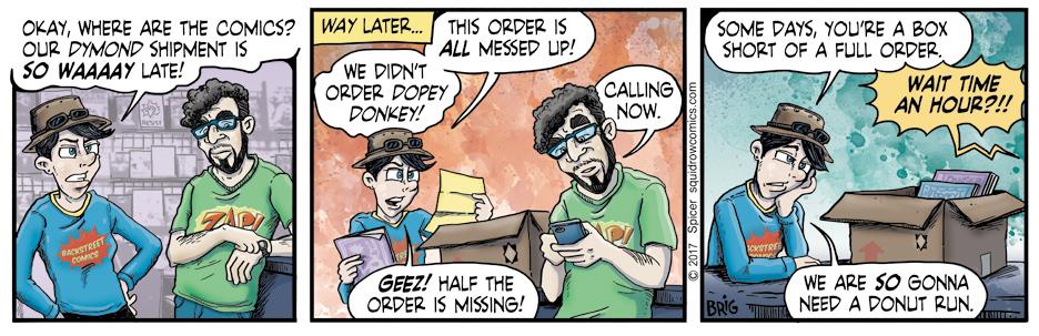 Late Shipment