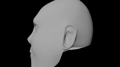 face model progress21