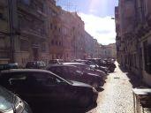 Small Street in Lisbon