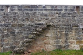 church fortifications