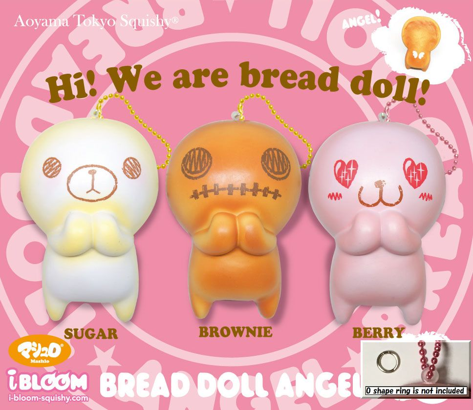 Bread Doll Angel