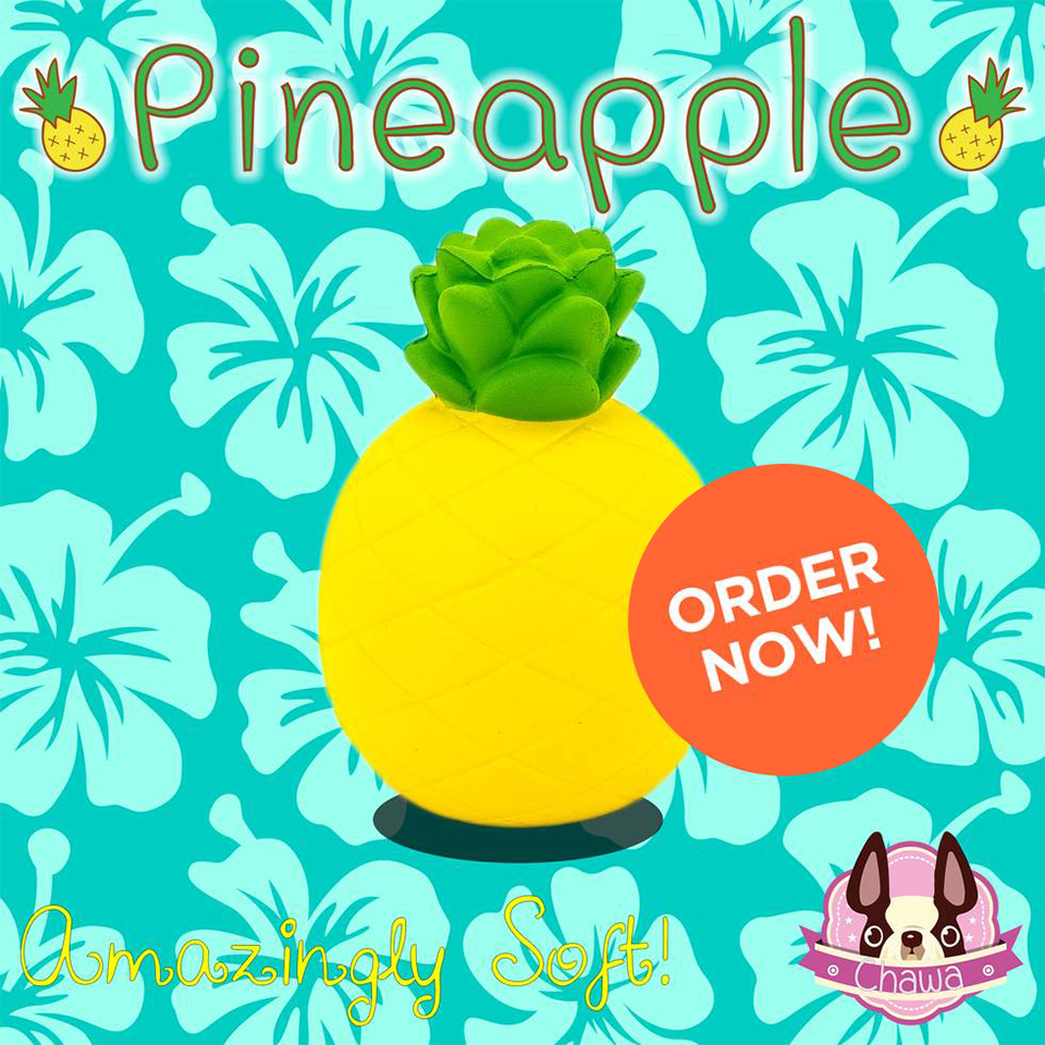 Chawa Pineapple